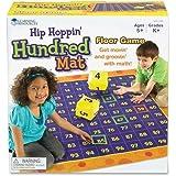 LER1100 - Learning Ressourcen Hip Hoppin Hundred Matte (LER1100) - Thema/Thema: Lernen - Fähigkeiten Lernen: Zahl, Zählen, Mu