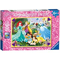 Ravensburger UK 10775Disney Princess Puzzle, 2x große