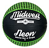 Midwest Neon Basketball Ball