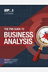 The PMI Guide to Business Analysis Paperback