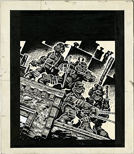 Teenage Mutant Ninja Turtles Artisan Edition por Kevin B. Eastman