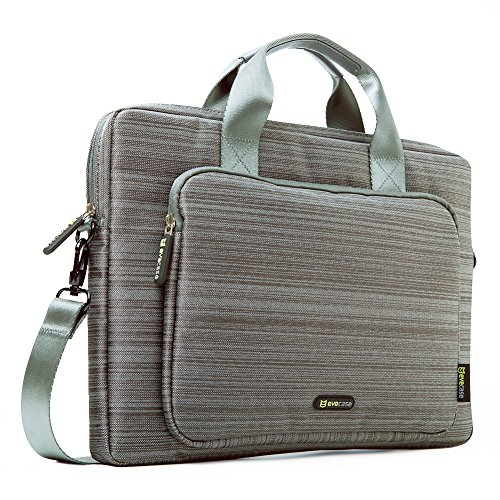 evecase-15-156-laptop-classic-suit-fabric-shoulder-bag-carry-case-briefcase-for-acer-apple-asus-dell