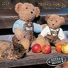 Teddy's World 2019: Kalender 2019 (Artwork Edition)