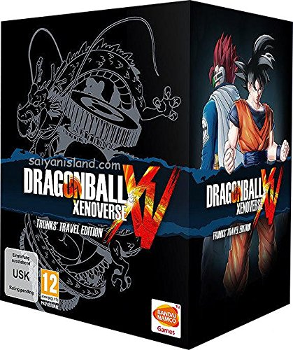 Dragon Ball: Xenoverse - Trunk's Travel Edition PS4