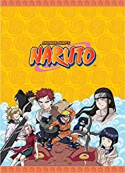 Great Eastern Entertainment Naruto Group Wall Scroll, 33 by 44-Inch
