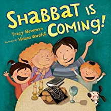 Shabbat is Coming