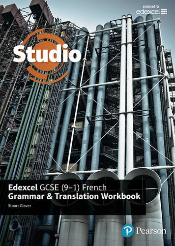 Studio Edexcel GCSE French Grammar and Translation Workbook