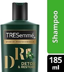 TRESemme Detox and Restore Shampoo, 185ml