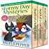 Stormy Day Mysteries: Cozy Murder Mystery Series Bundle of Books 1-3
