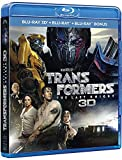 Transformers : The Last Knight [Combo Blu-ray 3D + Blu-ray 2D +...