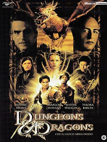 Dungeons & Dragons - Che Il Gioco Abbia Inizio (DVD)