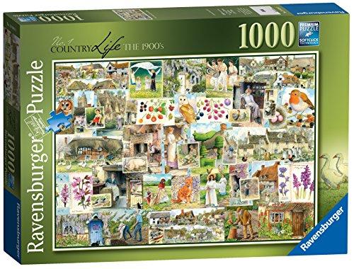 Ravensburger «Country Life» Nº1 - Puzzle de 1000 Piezas, diseño de la Serie «The 1900»