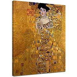Bilderdepot24 Kunstdruck - Alte Meister - Gustav Klimt - Adele Bloch - Bauer I - 50x70cm einteilig - Leinwandbilder - Bild auf Leinwand