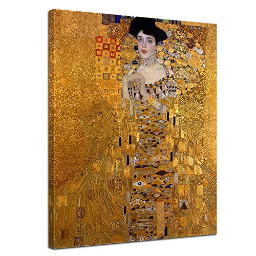 Bilderdepot24 Kunstdruck - Alte Meister - Gustav Klimt - Adele Bloch - Bauer I - 50x70cm einteilig -...