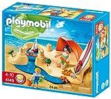 PLAYMOBIL 4149 - KompaktSet Strandurlaub