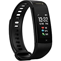 MevoFit Echo-Swim Swimming-Fitness-Band & Smart Watch for Fitness & Sports PRO Sporty-Fitness-Band, All Activity (Black)