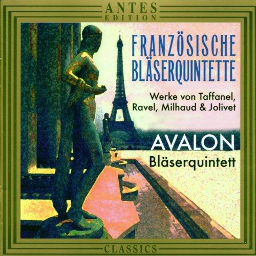 Französische Bläserquintette (Avalon Musica)