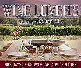 Wine Lover's Daily Desk Calendar 2018 (Calendars 2018)