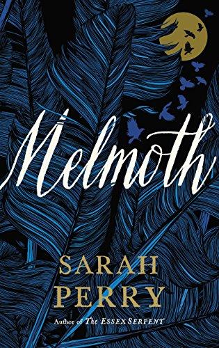 Buchseite und Rezensionen zu 'Melmoth: A Novel' von Sarah Perry