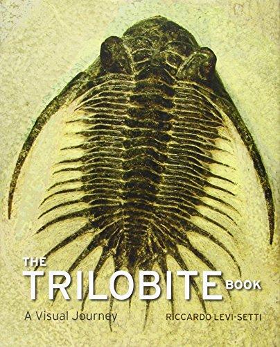 Trilobite Book: A Visual Journey por Riccardo Levi-Setti