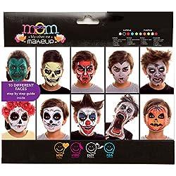 My Other Me Set maquillaje fiesta Halloween infantil deluxe (Viving Costumes 207059)