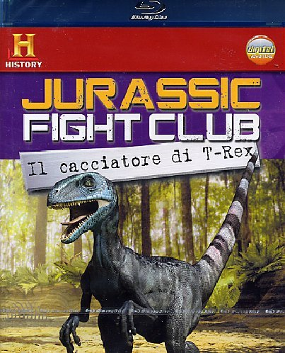 Jurassic fight club - Il cacciatore di T-Rex