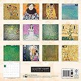 Image de Gustav Klimt 2016 Calendar: Glitter Cover