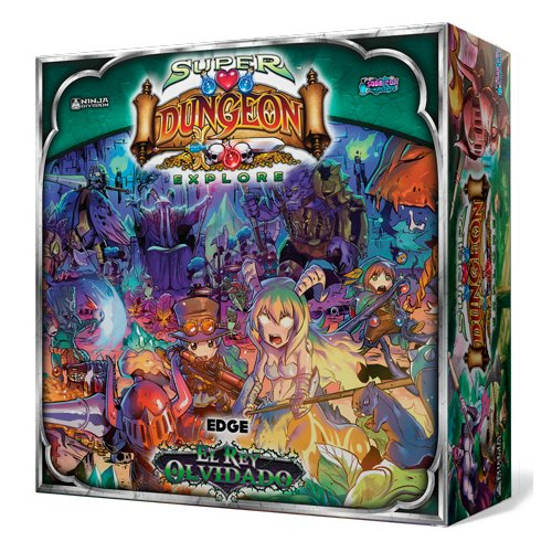 Arcadia Quest - Super Dungeon Explore - El Rey Olvidado