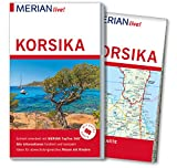 MERIAN live! Reiseführer Korsika: Mit Extra-Karte zum Herausnehmen - Timo Lutz