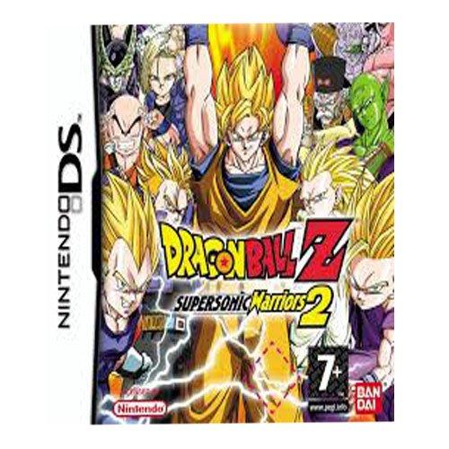 DRAGON BALL Z SUPERSONIC WARRIORS 2 / NUR DAS MODUL / Nintendo DS Spiel in DEUTSCH (kompatibel DS LITE DSI-3DS-2DS-3DS XL-2DS XL) ** Lieferung 2/3 Werktage + Tracking Nummer ** (Dragon Ball Z-spiele Für Den Ds)