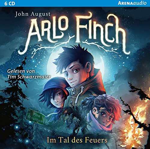 Preisvergleich Produktbild Arlo Finch (1). Im Tal des Feuers