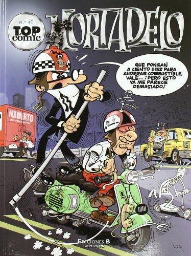 Top comic nº 40: Mortadelo y Filemón: marrullería en la alcaldía (Bruguera Clásica)