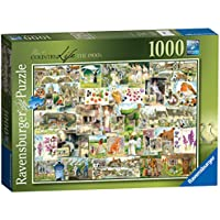 Ravensburger Country Life No.1 - The 1900's 1000pc Jigsaw Puzzle