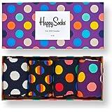 Happy Socks Calcetines (Pack de 4) para Mujer