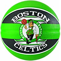 Spalding NBA Team Boston Celtics 83-505Z Balón de Baloncesto, Unisex,, 7