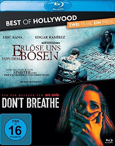 Erlöse uns von dem Bösen / Don't Breathe - Best of Hollywood/2 Movie Collector's Pack [Blu-ray]