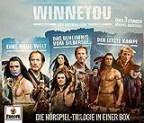 3er Box/Winnetou-Der Mythos lebt