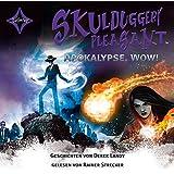 Skulduggery Pleasant - Apokalypse, Wow!: Geschichten aus dem Skulduggery-Universum. Gelesen von Rainer Strecker, 3 CD, Laufzeit ca. 3 Std. 50 Min.