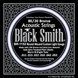 Blacksmith Pro AKUSTKGITARRE Saiten 80/20 Bronze Light 11-52