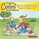 Unterwegs mit Conni - Die Hörspielbox: 3 CDs (Meine Freundin Conni - ab 3) - Liane Schneider