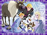 Ravensburger Disney Frozen, Olaf's Adventures XXL 100pc Jigsaw Puzzle