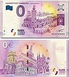 0EURO 0 EURO Souvenir Note (First Edition Hamburg Landungsbrücken limited Edition online)