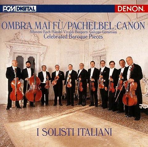 Italian Baroque Favorites [Import USA]