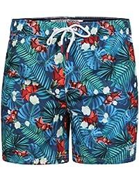 Mens Tokyo Laundry Anzio Swim Beach Elasticated Drawstring Waist Micro Fiber Shorts
