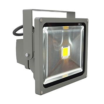 VidaXL LED Wandstrahler Flutlicht Fluter Außen Strahler Scheinwerfer Licht  30W IP65: Amazon.de: Beleuchtung