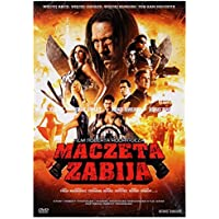 Machete Kills [DVD] [Region 2] (English audio) by Jessica Alba
