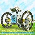 Vortex Toys 14 in 1 EDUCATIONAL KIT SOLAR ROBOT
