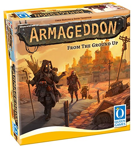 "Queen Games 20121 - \""Armageddon\"""