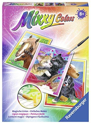 Ravensburger Mixxy Colors 29338 - Kuschelzeit, Malsets