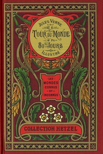 Le Tour du monde en quatre-vingts jours par Jules Verne